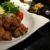 美肌ダイニングkei(ケイ)の肉汁溢れる超ジューシーザンギ定食ランチ【江別市文京台】
